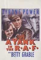 A Yank in the R.A.F. - poster (xs thumbnail)