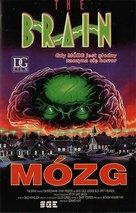 The Brain - Polish DVD cover (xs thumbnail)