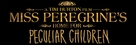 Miss Peregrine's Home for Peculiar Children - Logo (xs thumbnail)