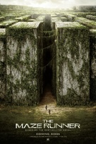 The Maze Runner - Swiss Movie Poster (xs thumbnail)
