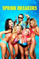 Spring Breakers - British Movie Cover (xs thumbnail)