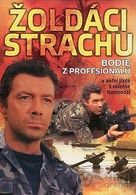 Der Commander - Czech DVD movie cover (xs thumbnail)