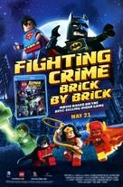 LEGO Batman: The Movie - DC Superheroes Unite - Video release poster (xs thumbnail)