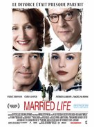 Married Life - French Movie Poster (xs thumbnail)