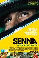 Senna - Australian Movie Poster (xs thumbnail)