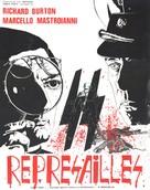Rappresaglia - French Movie Poster (xs thumbnail)