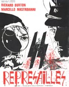 Rappresaglia - French Movie Poster (xs thumbnail)