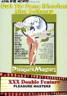 The Pleasure Masters: Kikko & Lil - DVD cover (xs thumbnail)
