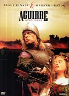 Aguirre, der Zorn Gottes - Swedish DVD movie cover (xs thumbnail)
