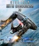 Star Trek Into Darkness - Blu-Ray movie cover (xs thumbnail)