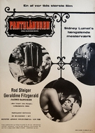 The Pawnbroker - Danish Movie Poster (xs thumbnail)