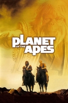 """Planet of the Apes"" - DVD movie cover (xs thumbnail)"