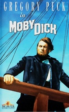 Moby Dick - German VHS movie cover (xs thumbnail)