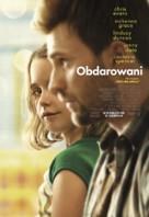 Gifted - Polish Movie Poster (xs thumbnail)