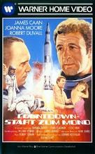 Countdown - German VHS movie cover (xs thumbnail)