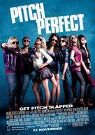 Pitch Perfect - Dutch Movie Poster (xs thumbnail)