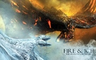 Fire & Ice - Movie Poster (xs thumbnail)