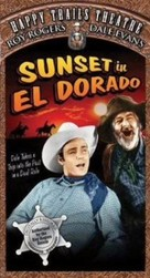 Sunset in El Dorado - VHS cover (xs thumbnail)