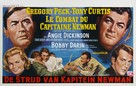 Captain Newman, M.D. - Belgian Movie Poster (xs thumbnail)