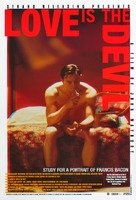 Love Is the Devil: Study for a Portrait of Francis Bacon - Movie Poster (xs thumbnail)
