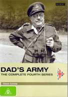 """Dad's Army"" - Australian DVD movie cover (xs thumbnail)"