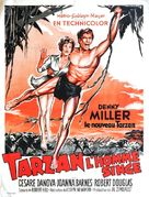 Tarzan, the Ape Man - French Movie Poster (xs thumbnail)
