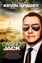 Casino Jack - Swedish Movie Poster (xs thumbnail)