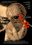 8½ - Swedish Re-release movie poster (xs thumbnail)