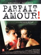 Parfait amour! - French Movie Poster (xs thumbnail)