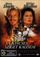 Cutthroat Island - Hungarian Movie Cover (xs thumbnail)