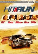 Hit and Run - French DVD movie cover (xs thumbnail)