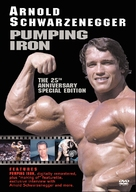 Pumping Iron - DVD cover (xs thumbnail)