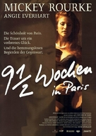 Love in Paris - German Movie Poster (xs thumbnail)