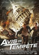500 MPH Storm - French DVD movie cover (xs thumbnail)