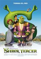 Shrek the Third - Spanish poster (xs thumbnail)
