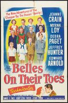 Belles on Their Toes - Movie Poster (xs thumbnail)