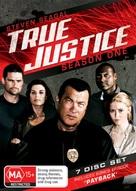 """True Justice"" - Australian DVD cover (xs thumbnail)"