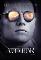 The Aviator - Argentinian Movie Cover (xs thumbnail)