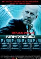 Surrogates - Czech Movie Poster (xs thumbnail)