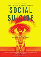Social Suicide - British Movie Poster (xs thumbnail)