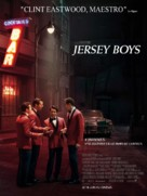 Jersey Boys - French Movie Poster (xs thumbnail)
