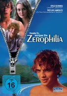 Zerophilia - German DVD movie cover (xs thumbnail)