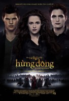 The Twilight Saga: Breaking Dawn - Part 2 - Vietnamese Movie Poster (xs thumbnail)