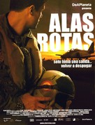 Alas rotas - Spanish Movie Poster (xs thumbnail)