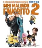 Despicable Me 2 - Brazilian Blu-Ray cover (xs thumbnail)
