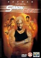 Simon Sez - Dutch DVD cover (xs thumbnail)
