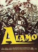 The Alamo - French Movie Poster (xs thumbnail)