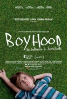 Boyhood - Brazilian Movie Poster (xs thumbnail)