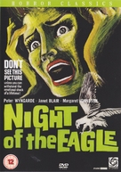Night of the Eagle - British DVD cover (xs thumbnail)