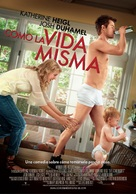 Life as We Know It - Spanish Movie Poster (xs thumbnail)
